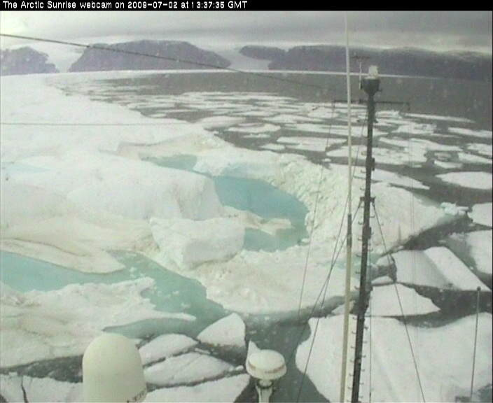 Arctic Sunrise Webcam