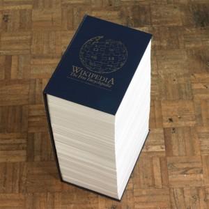 Wikipedia Book