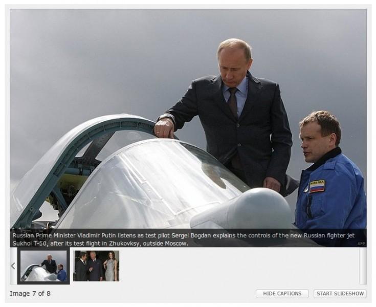 Patser-Poetin